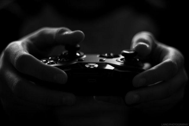 Controller in Hands