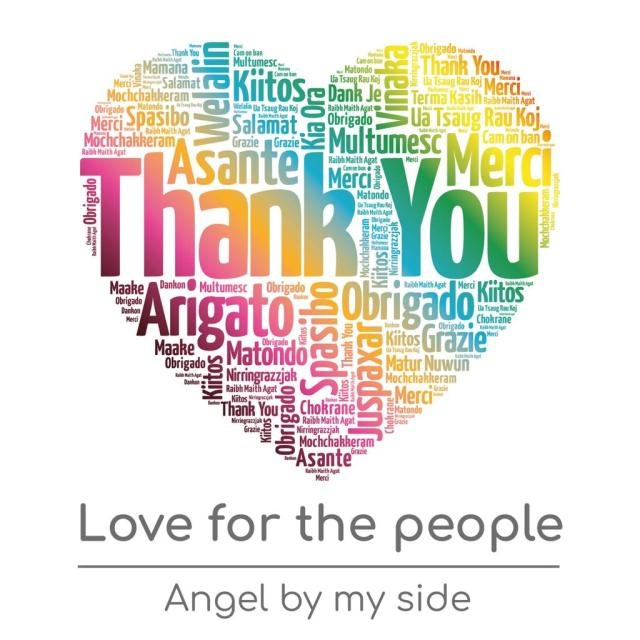 Love For The People – Angel By My Side (NHS Charity Single)