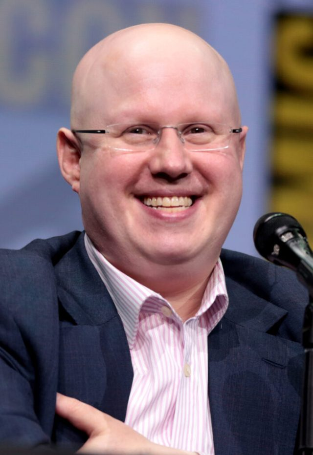 #Nominee Matt Lucas