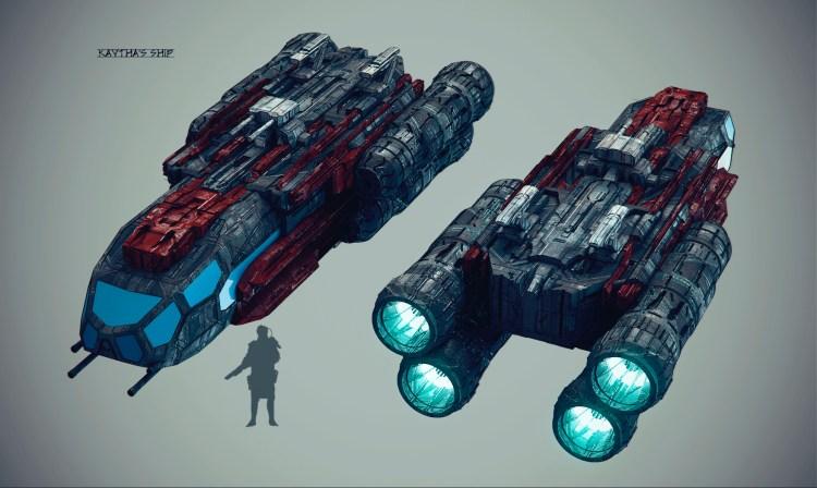 kaythas-ship