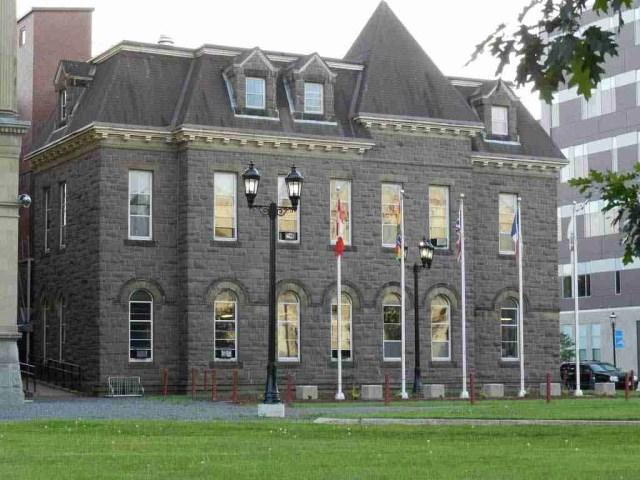 Deparmental Building