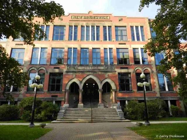 Provincial Normal School/Justice Building