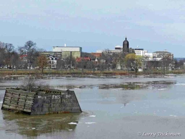 Downtown Fredericton