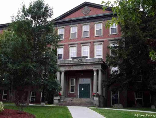 UNB Forestry &T Geology Building