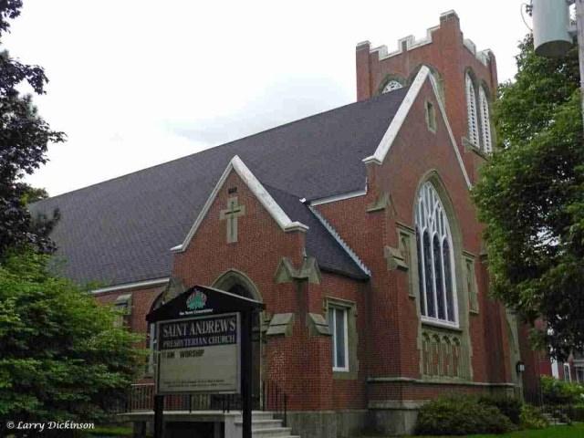 Saint Andrew's Presbyterian Church