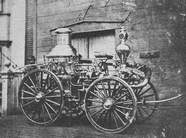 Silsby Steamer