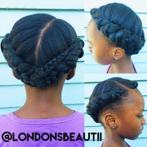 goddess twist braids