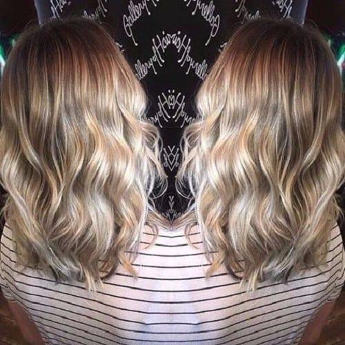 Golden Ash Blonde