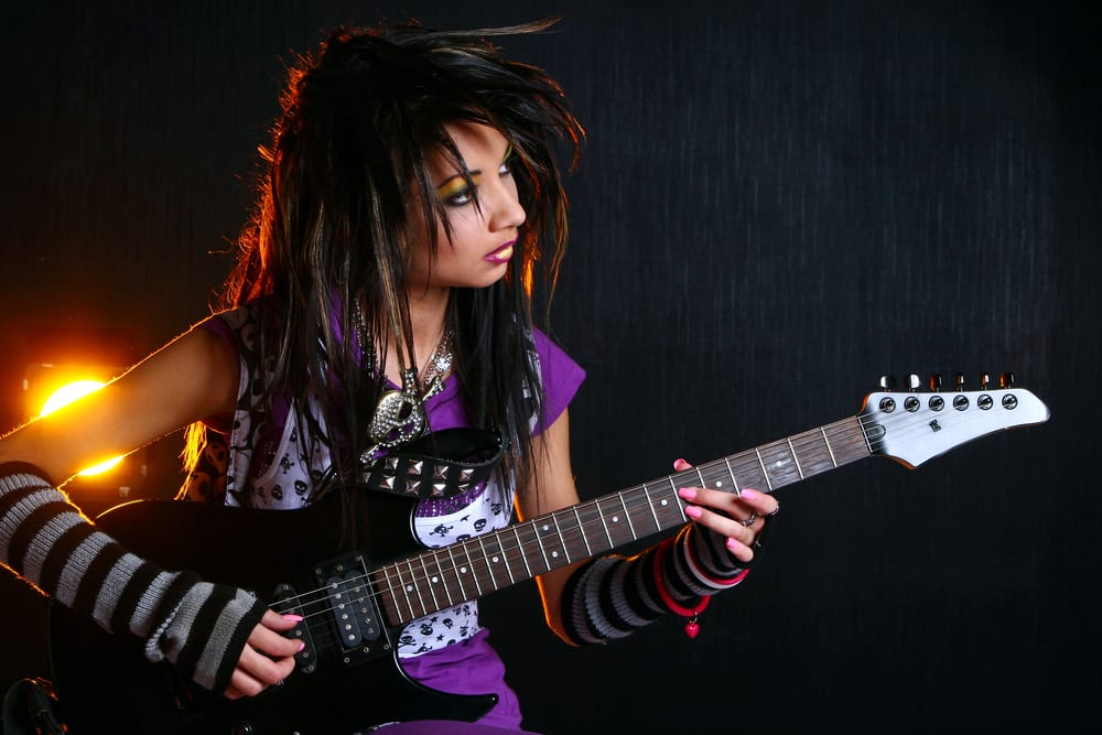 llong emo hairstyles for girls