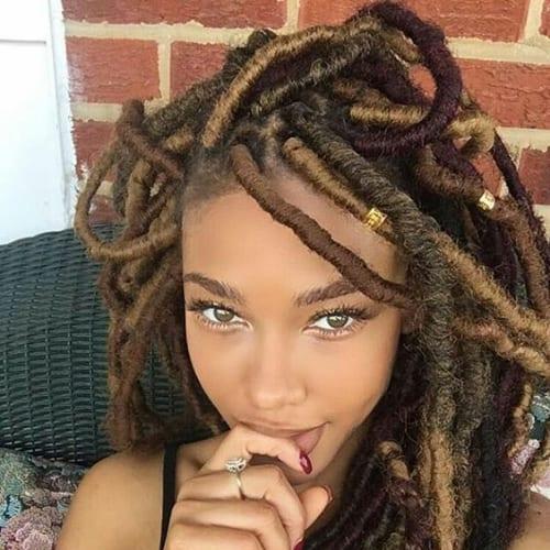 pretty twist braids