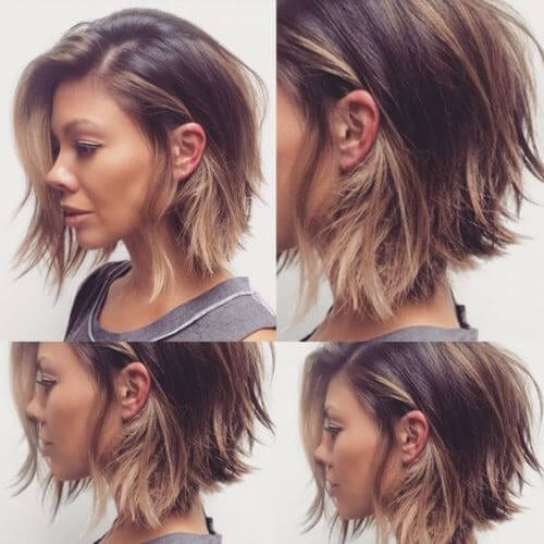 Bob Haircuts For All Hair Types My New Hairstyles - Bob hairstyle tips