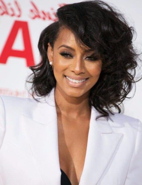 70 short hairstyles for black women my new hairstyles keri hilson asymmetrical bob short hairstyles for black women urmus Images