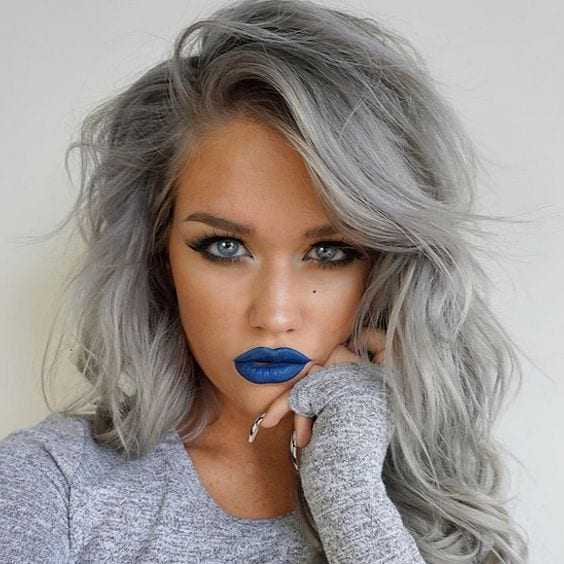 15 Grey Hair Styles, Ideas, and Colors - My New Hairstyles