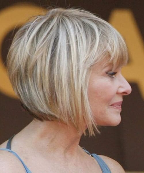 Hairstyles for women over 80