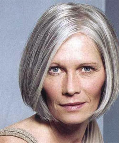 80 Outstanding Hairstyles  for Women over  50  My New