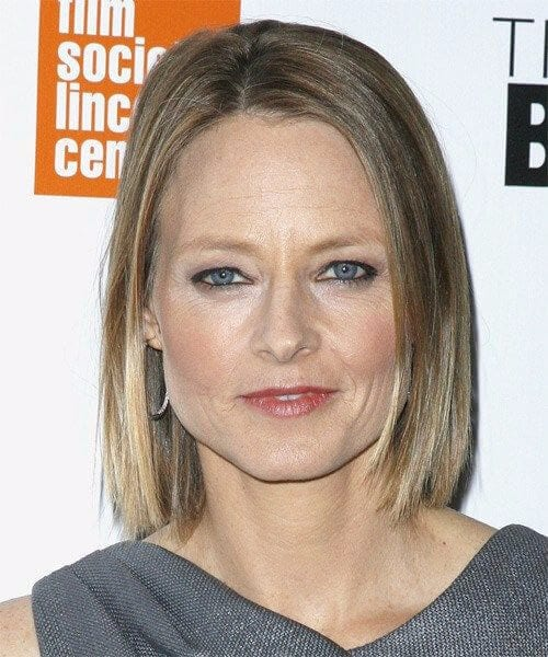 jodie foster hairstyles for women over 50