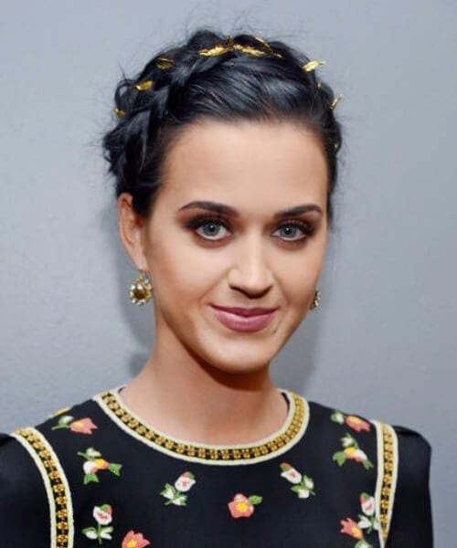 katy perry homecoming hairstyles