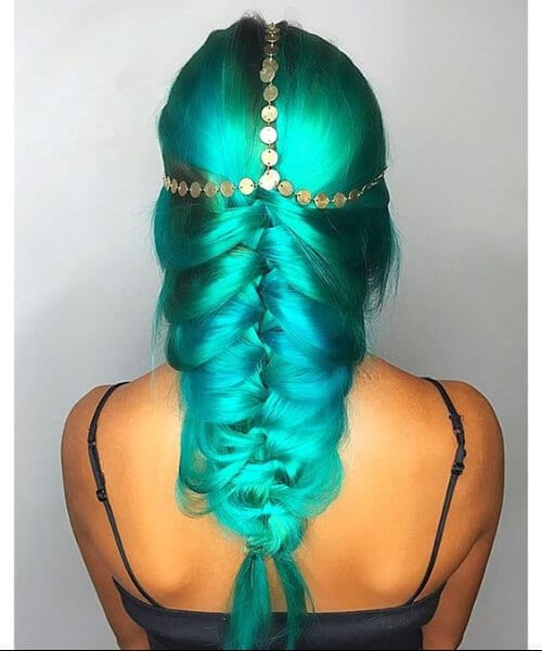 ocean spray mermaid hair