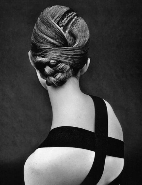 perfection updos for long hair