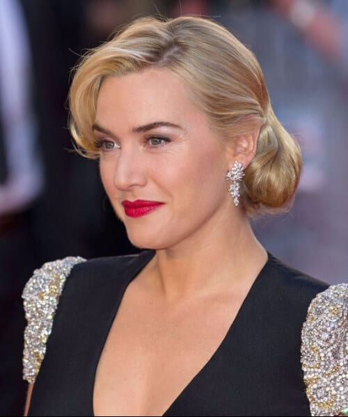 kate winslet prom updos