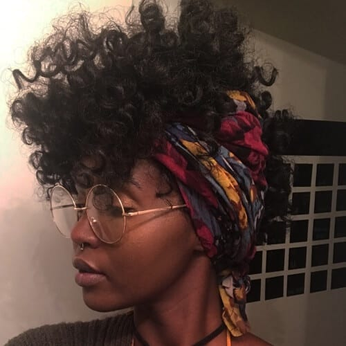 Headwrap Hairstyles