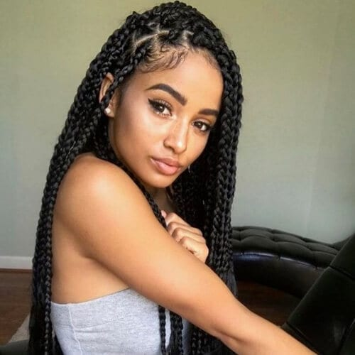 braid style for black hair 50 wonderful protective styles for afro textured hair my 2499