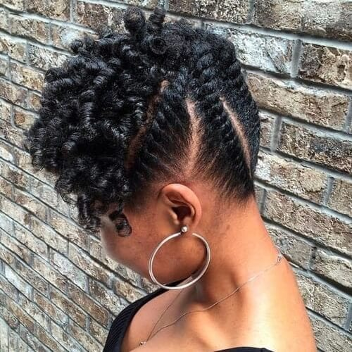 50 Wonderful Protective Styles For Afro Textured Hair My