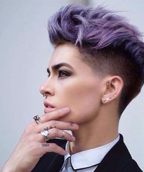 androgynous short hairstyles