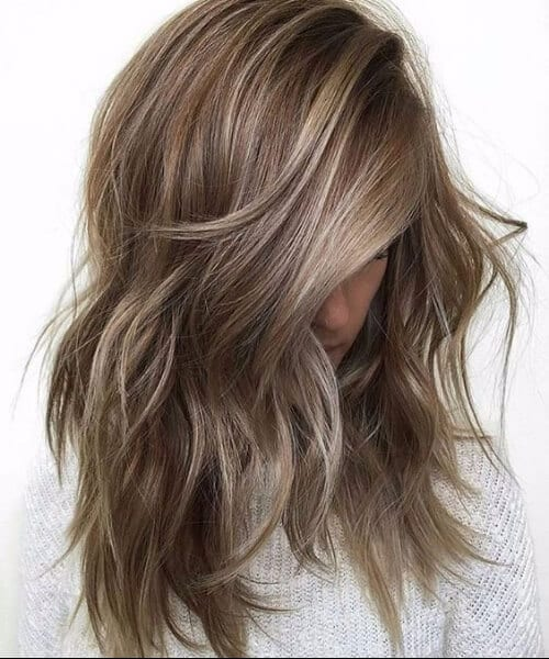 chocolate frost blonde hair