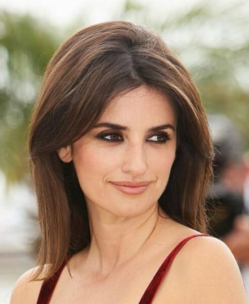 penelope cruz hairstyles for women over 40