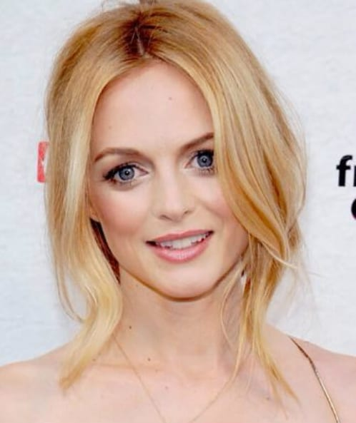 heather graham hairstyles for women over 40