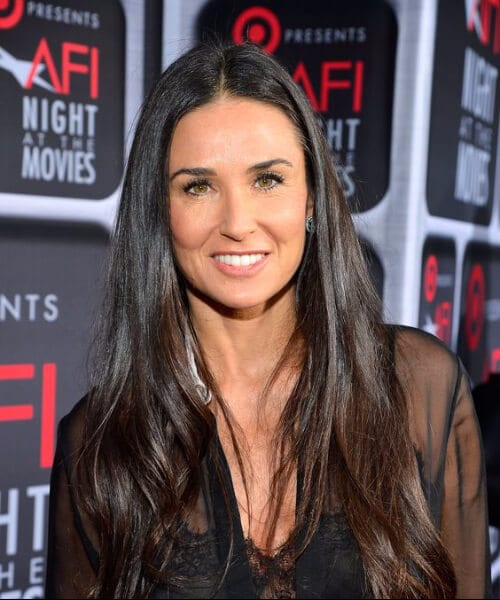 demi moore hairstyles for women over 40