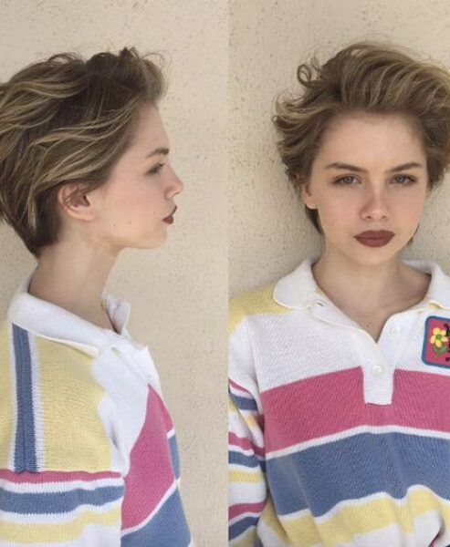 50 Adorable Long Pixie Cut Ideas My New Hairstyles