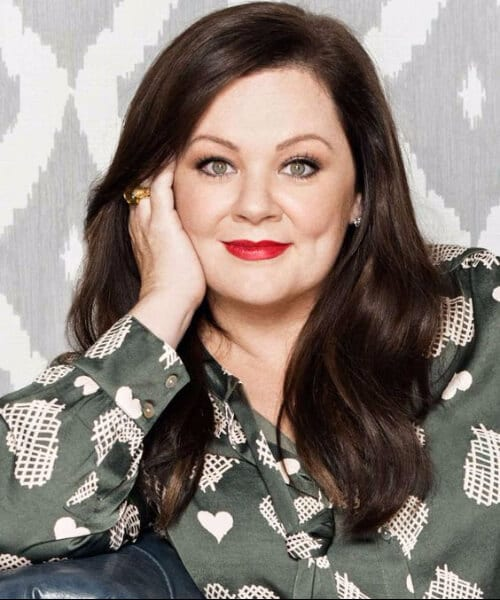 melissa mccarthy hairstyles for women over 40
