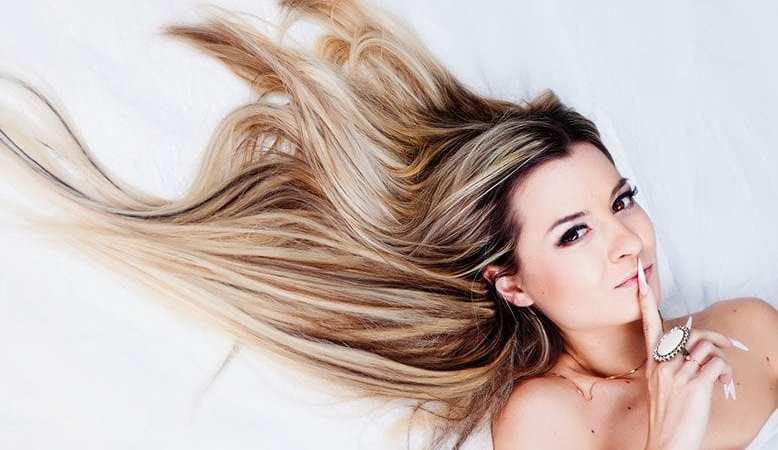 balayage hair color