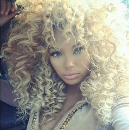 blonde max volume weave hairstyles