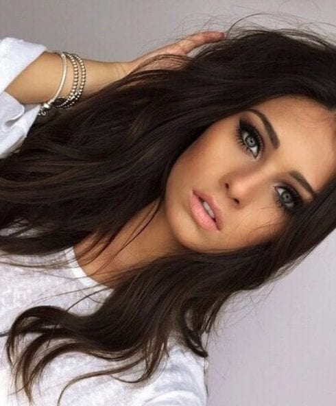 50 Yummy Chocolate Brown Hair Ideas My New Hairstyles