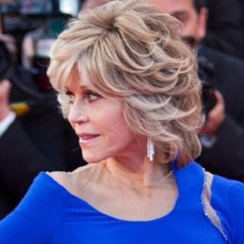 jane fonda layered haircuts