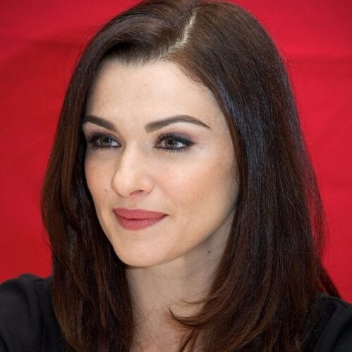 rachel weisz layered haircuts