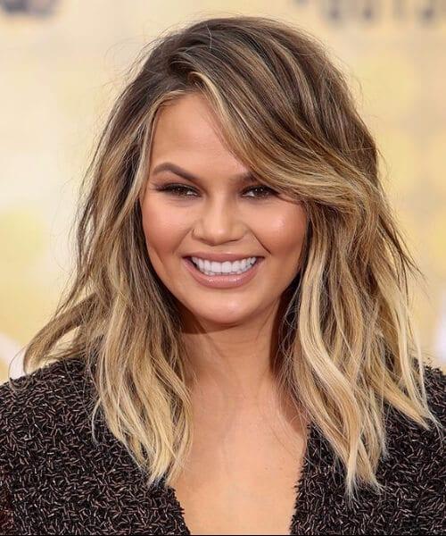 45 Bombshell Blonde Balayage Ideas My New Hairstyles