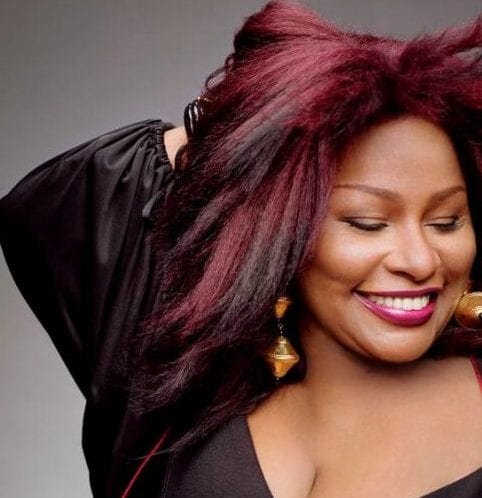 Chaka Khan hairstyles for women over 60