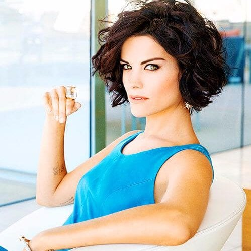 jaimie alexander short hairstyles for thick hair