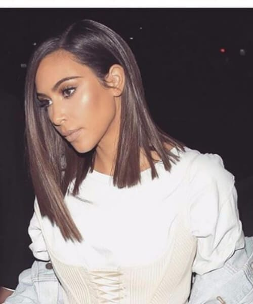 50 fashionista asymmetrical bob ideas my new hairstyles kim k asymmetrical bob urmus Image collections