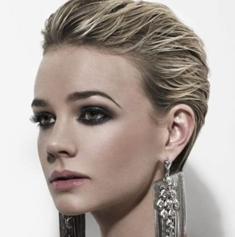 45 Romantic Prom Hairstyles for Short Hair - My New Hairstyles