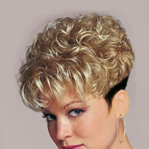 50 Delightful Curly Pixie Cut Ideas My New Hairstyles