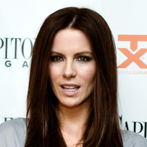kate beckinsale chestnut hair color