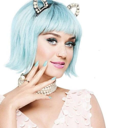 ice blue katy perry hairstyles