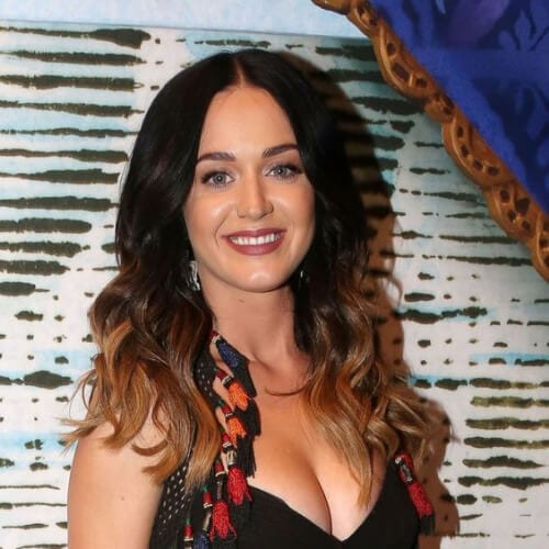 ombre katy perry hairstyles