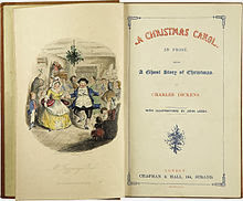 Charles Dickens and the Scrooge in Each of Us