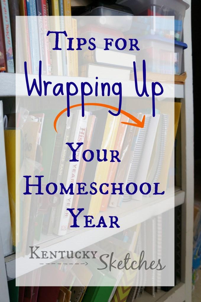 homeschool year
